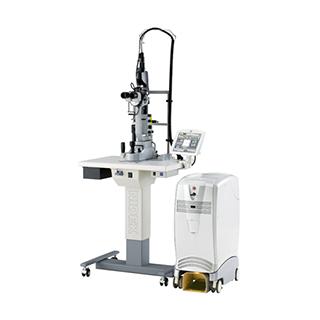 マルチカラースキャンレーザー光凝固装置(NIDEK) MC-500Vixi