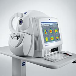 3次元眼底解析装置(ZEISS) シラスHD-OCT 4000